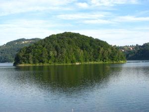 Gródek nad Dunajcem - Małpia wyspa